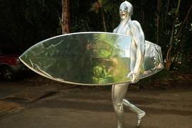 Le Surfer d'argent s'est mis au foil !