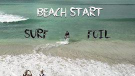 Du surf foil au Cap Vert