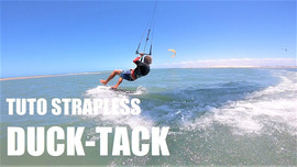 Le duck tack par One Launch Kiteboarding
