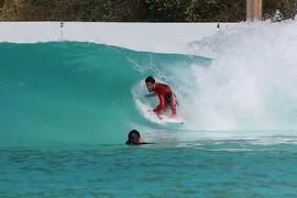 Felipe Toledo et ses potes au jardin des vagues