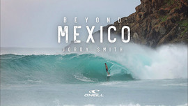 Jordy Smith au Mexique