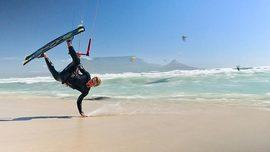 Kevin Langeree en Afrique du Sud