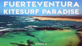 Fuerteventura avec Charlotte Consorti