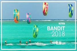 La F-ONE Bandit 2018 sur orbite !