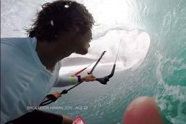 Keahi de Aboitiz, Mister surfkite