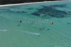 Zanzibar vu du ciel
