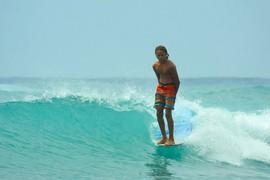 Du longboard à Waikiki