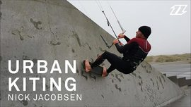 Nick Jacobsen en session urbaine !