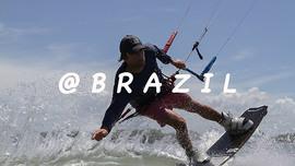 Nicolas Gambier au Brésil