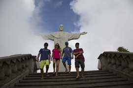 Le team North à Rio