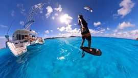 Stoked in the Grenadines