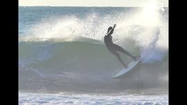 Du surf en Méditerranée