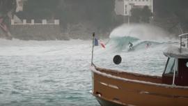 Un bel hiver en Méditerranée