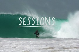 The barrel of his life. | Sessions: Natxo Gonzalez