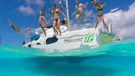 Un trip cata dans les Grenadines