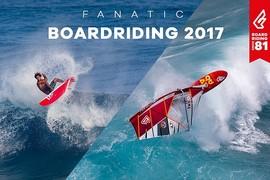 Fanatic Boardriding Clip 2017