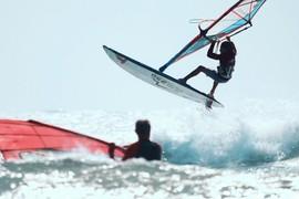 Le windsurf, un sport de vieux ? Pas sûr !