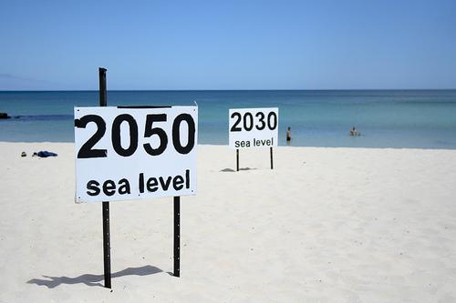 A propos du niveau de la mer