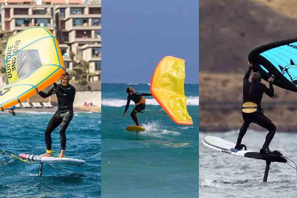 Le foil wing en exclusivité sur Flysurf.com !!!