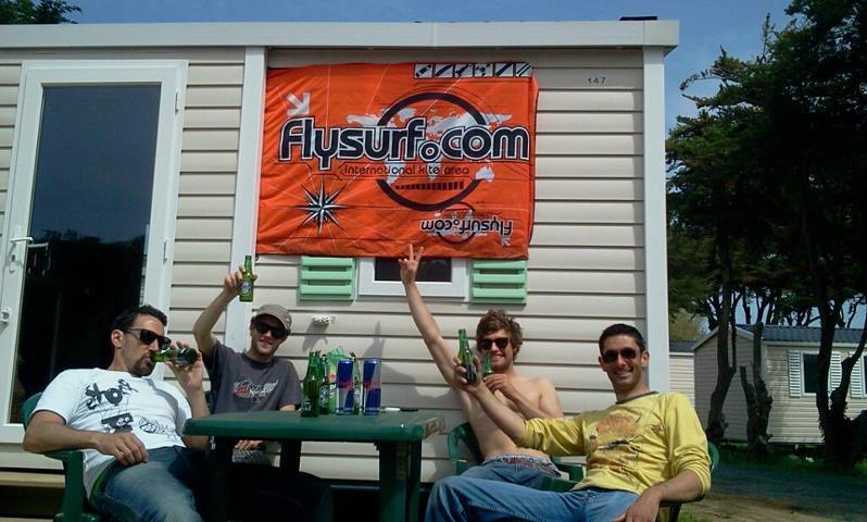 Flysurf.com s'en va à l'Ile de Ré pour un weekend de folie!