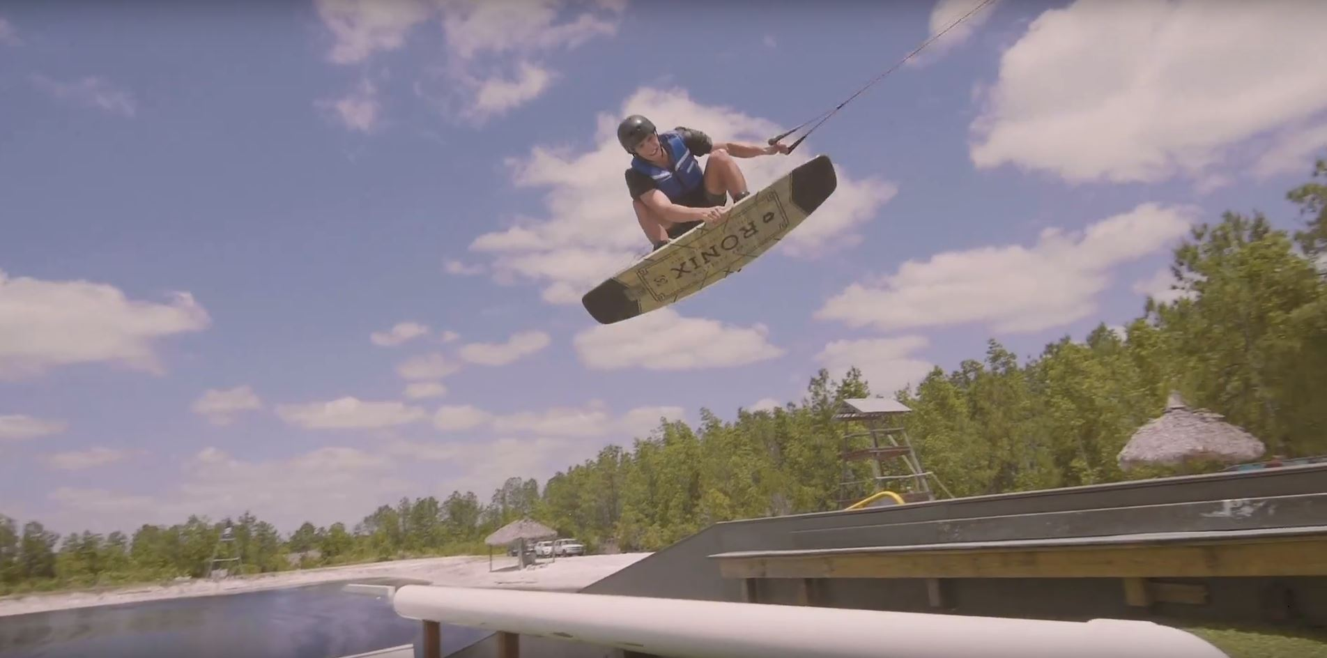 Timo Kapl Summer 2018 Edit at Lake Ronix