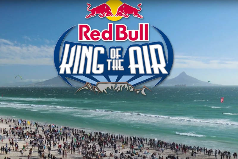 Jeu Concours Facebook Red bull King of the Air !