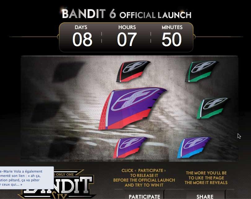 F.One. Bandit. Saison 6