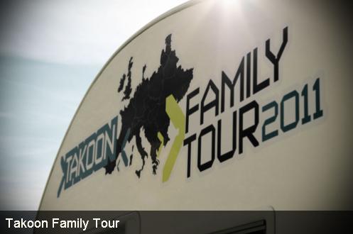 Takoon Tour : Aujourd'hui au JAÏ