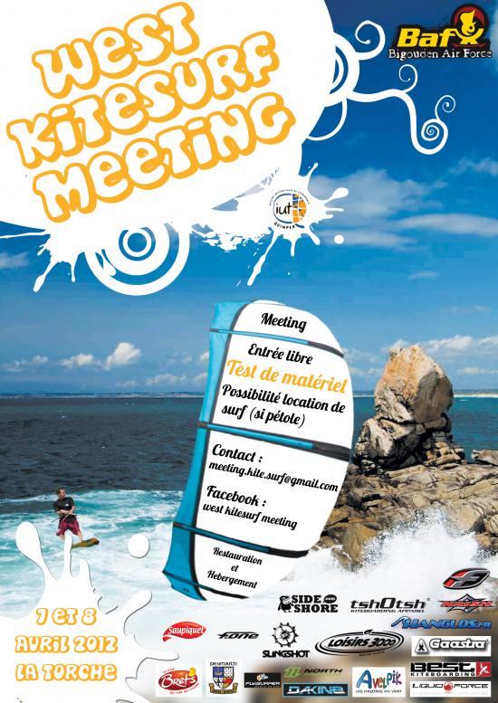 Meeting kite breizh 2012