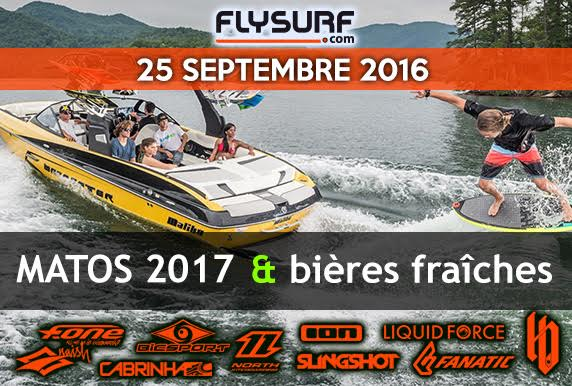 Matos 2017 & Bières Fraîches / 25 septembre 2016