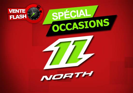 Vente Flash Spéciale Occasion North chez Flysurf.com!