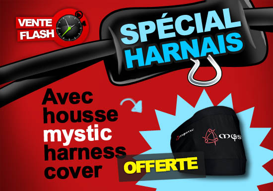 Vente Flash spéciale harnais!