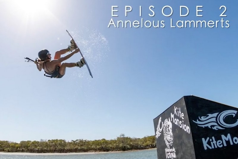 The Line Episode 2 - Annelous Lammerts