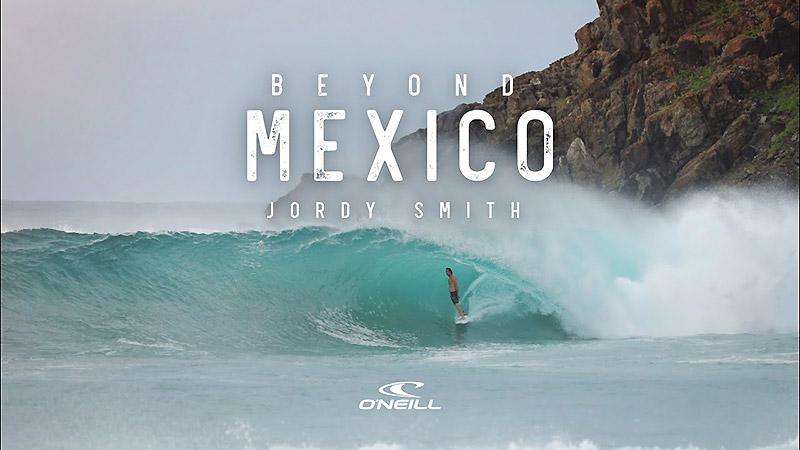 Jordy Smith au Mexique