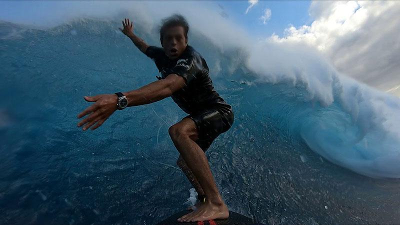 Une saison de surf de gros en 2 minutes chrono !
