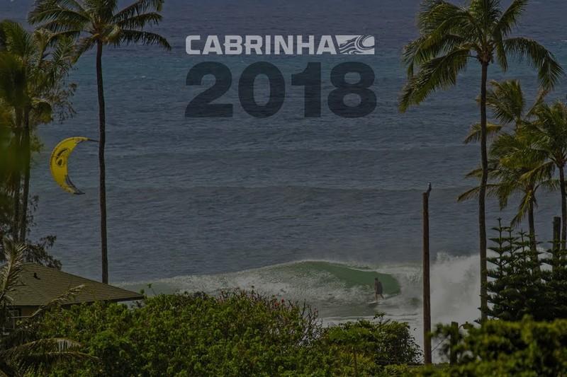 Cabrinha 2018 en approche