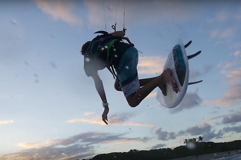 La Floride, l'autre pays du kitesurf