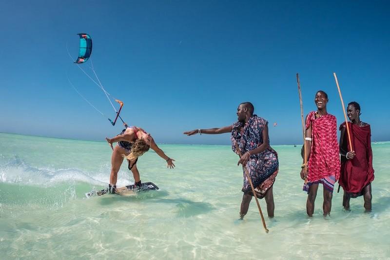Zanzibar et le Kenya avec Paula Novotna
