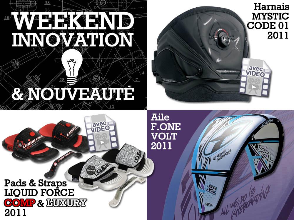 Week-end Innovation & Nouveauté,