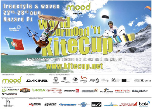 Le Yourmood Kite Cup au Portugal