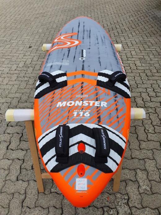 Simmer Monster V2 2019 (Pro Carbon Construction)