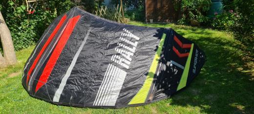 Aile kitesurf - slingshot rally 2018 7m