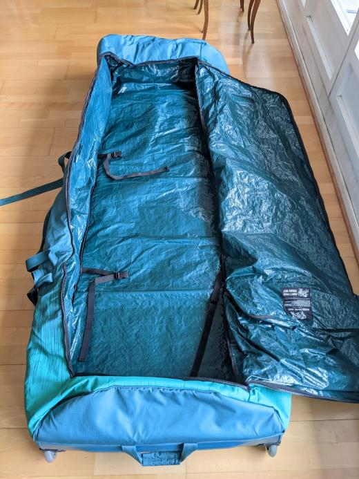 QUIVERBAG KITE ION GEARBAG TEC 6'8""