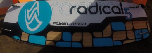 FLYSURFER RADICAL 5 134x40