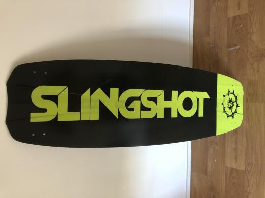 Slingshot misfit 132 2017