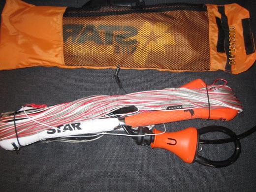 Barre de kite surf STARKITES
