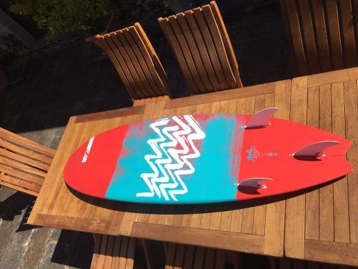 SURF F.ONE MITU ESL 5.6