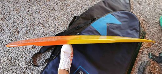Planche surf pour kitesurf femme ou enfant no mad