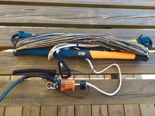 Flysurfer connect Barre 21m