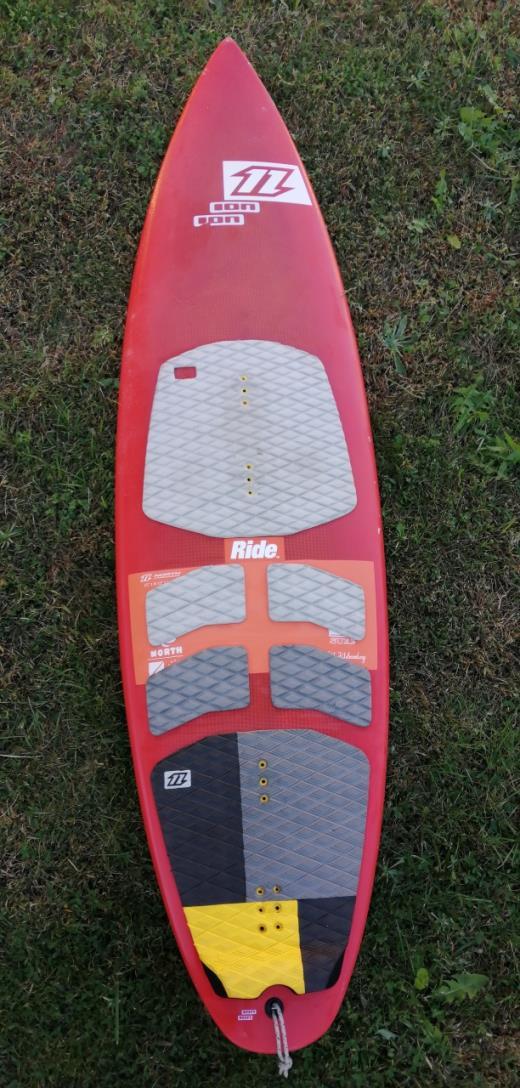 Surf kite North pro serie Carbone 6.2 TBEG